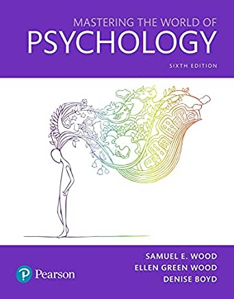 mastering the world of psychology 6th edition ebook