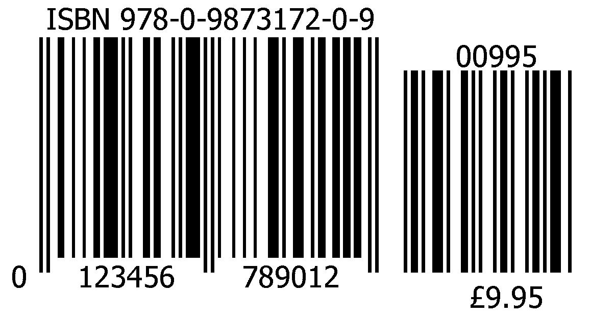 free isbn number for ebook