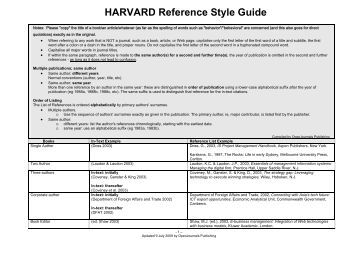 how to harvard reference a editd ebook