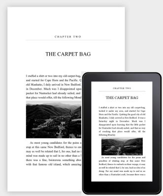 formatting an ebook in word