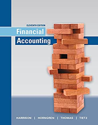 financial accounting 11th edition harrison ebook