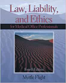 ethics and law for the health professions 4th edition ebook