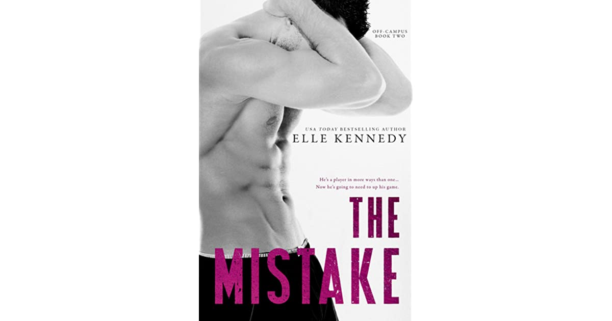 the mistake elle kennedy epub