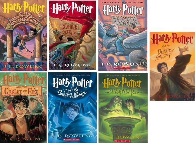 harry potter epub file free download