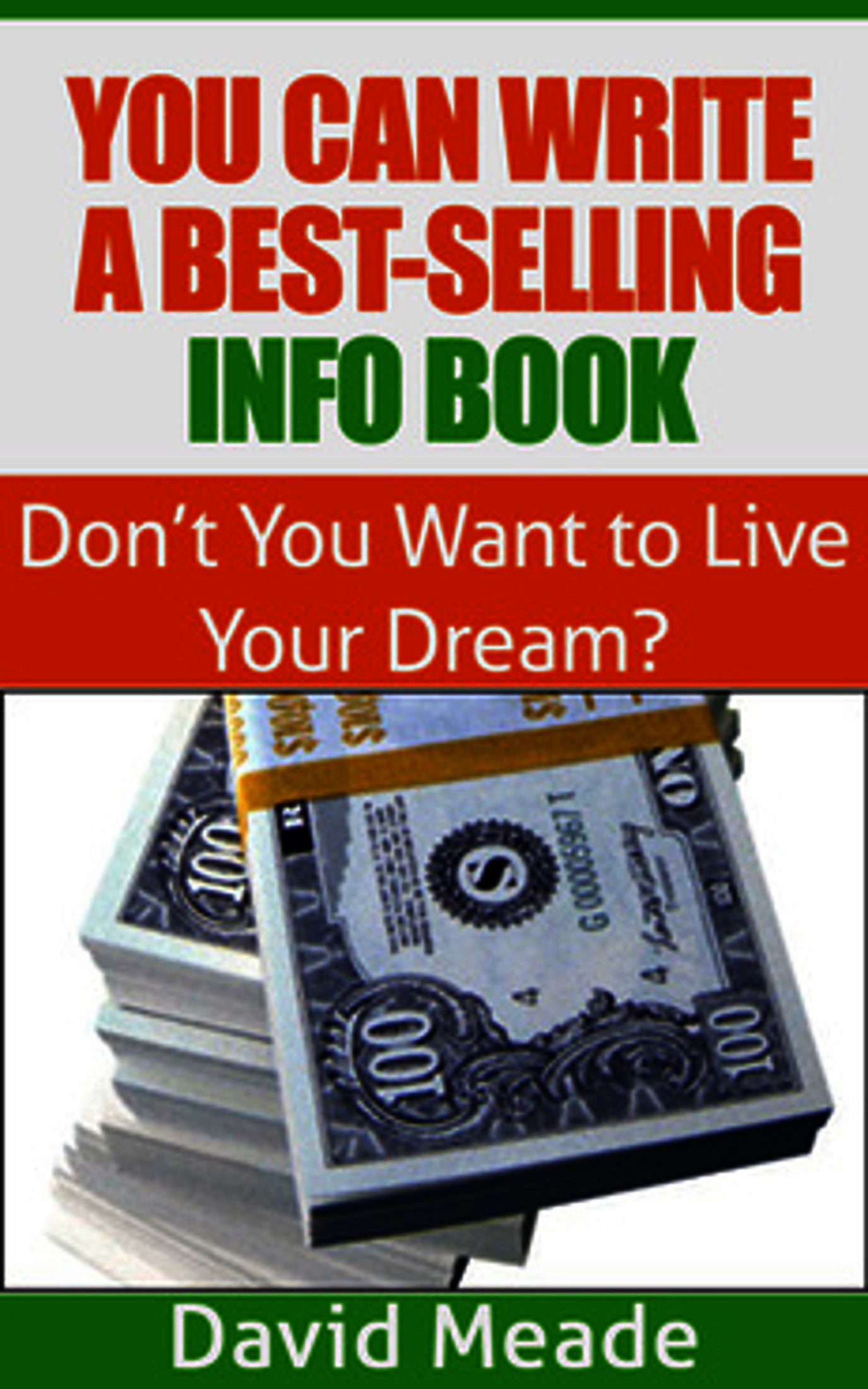 can you sell an ebook