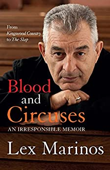 manna francis blood and circuses epub
