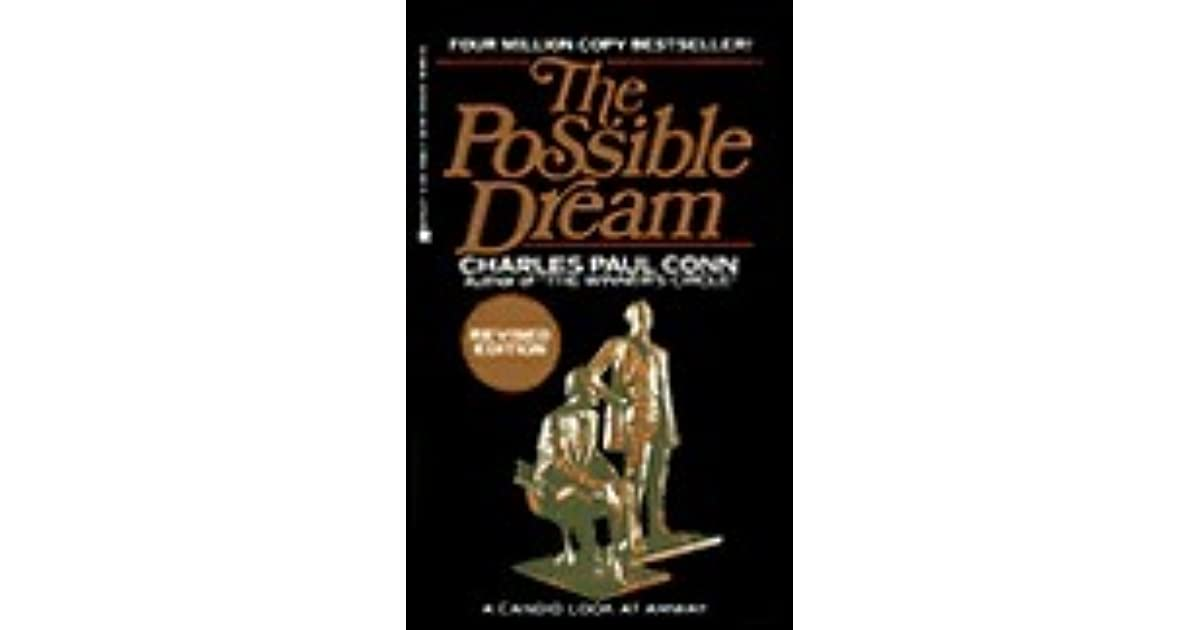 the possible dream by charles paul conn ebooks