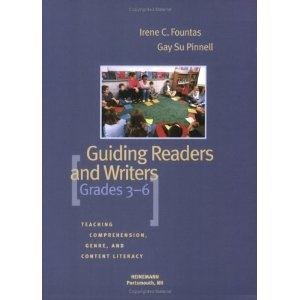 guiding readers and writers grades 3 6 ebook