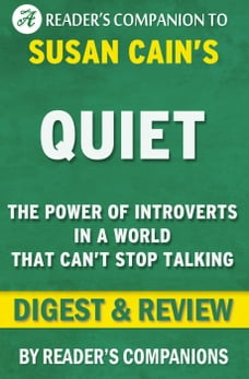 download ebook quiet the power of introverts