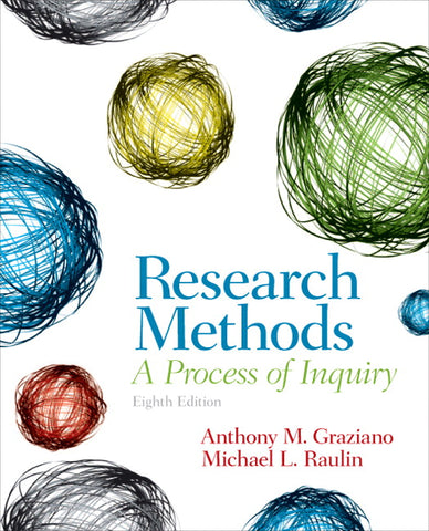 research methods a process of inquiry 8th edition ebook