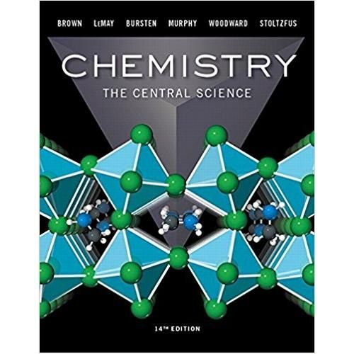 chemistry the central science ebook