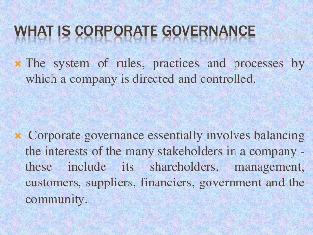 corporate governance principles policies and practices ebook