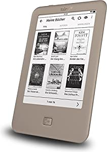 ebook reader kindle vs tolino