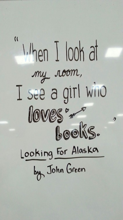 read looking for alaska epub