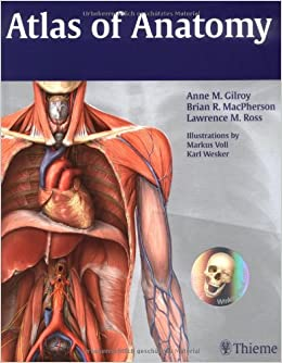 gilroy atlas of anatomy 3e epub