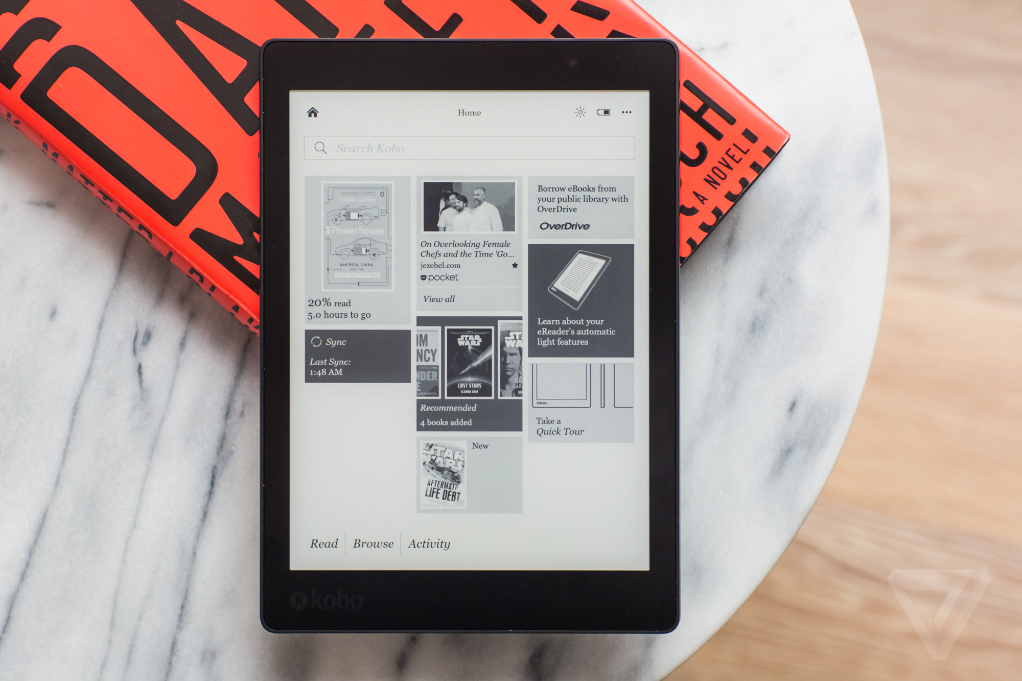 how to transfer ebooks from kobo to another kobo