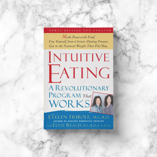 intuitive eating a revolutionary program that works epub