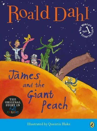 james and the giant peach ebook