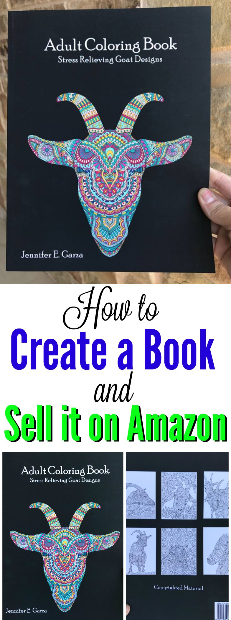 sell your ebook on amazon