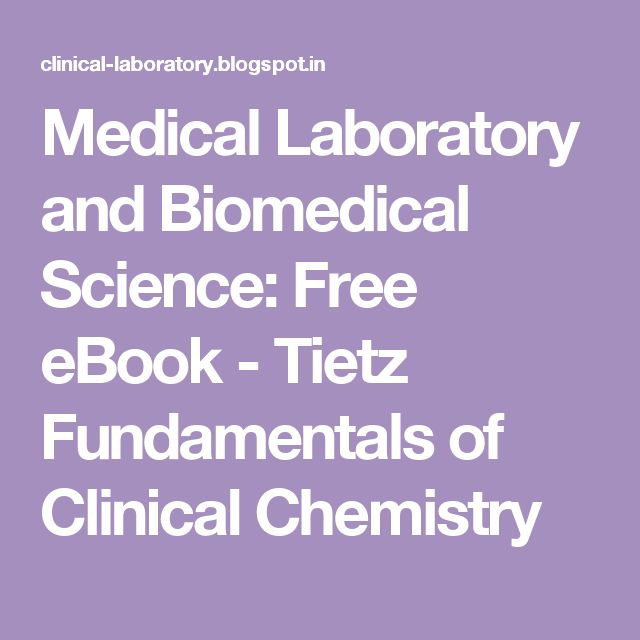 success in clinical laboratory science ebook