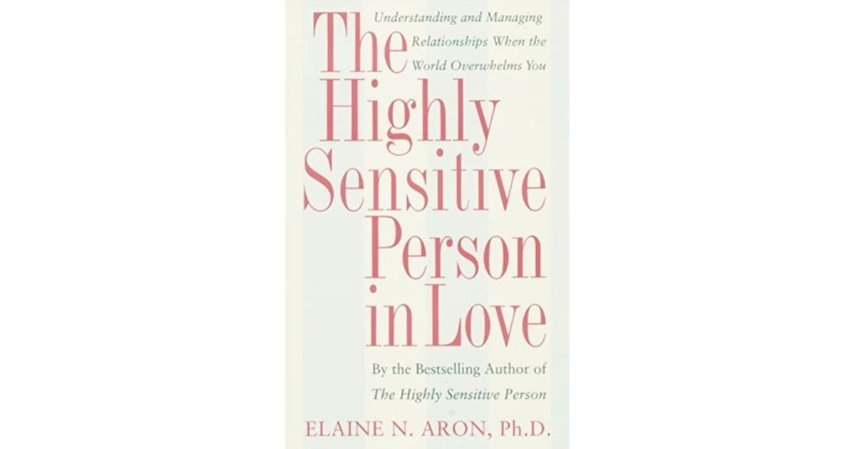 the highly sensitive person in love epub